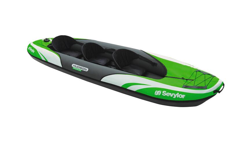 Sevylor Hudson Premium - Bateau - vert/noir